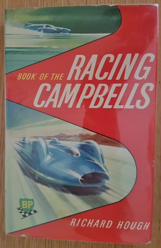 Image for BP Book of the Racing Campbells
