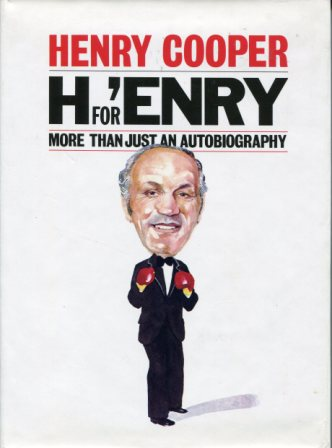 Image for H for 'Enry. More Than Just an Autobiography.