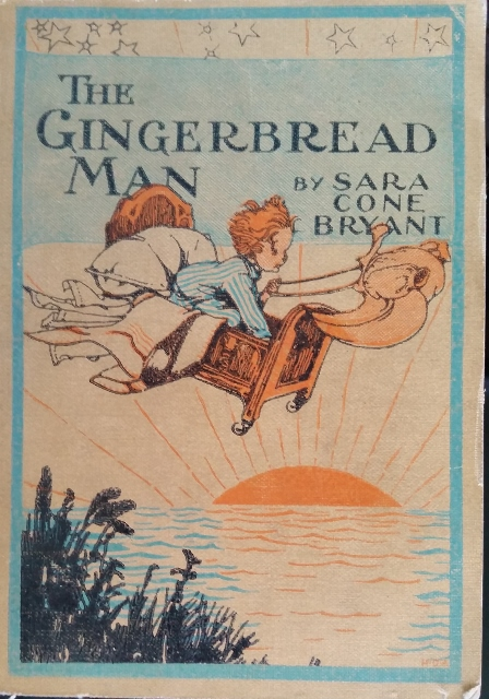 Image for The Ginger Bread Man and Other Stories for Little Ones