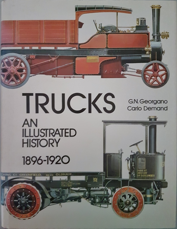 Image for Trucks : An Illustrated History 1896-1920