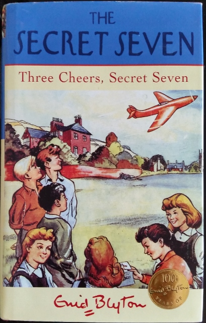 Image for Three Cheers Secret Seven