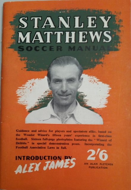 Image for Stanley mMatthews' Soccer Manual 1948