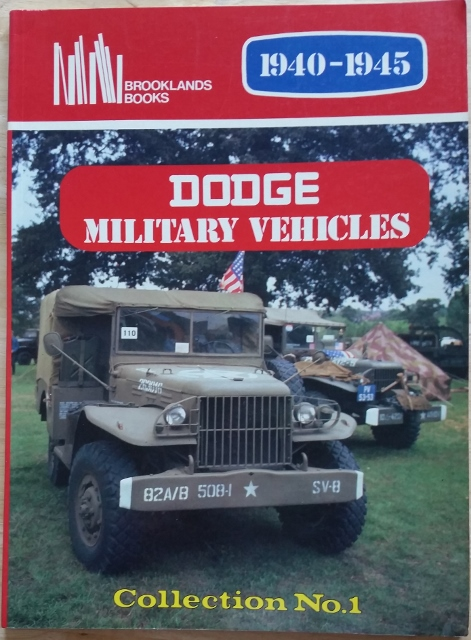 Image for Dodge Military Vehicles Collection No. 1 1940-1945
