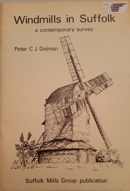 Image for Windmills in Suffolk: A Contemporary Survey