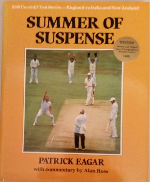 Image for Summer of Suspense: 1986 Cornhill Test Series