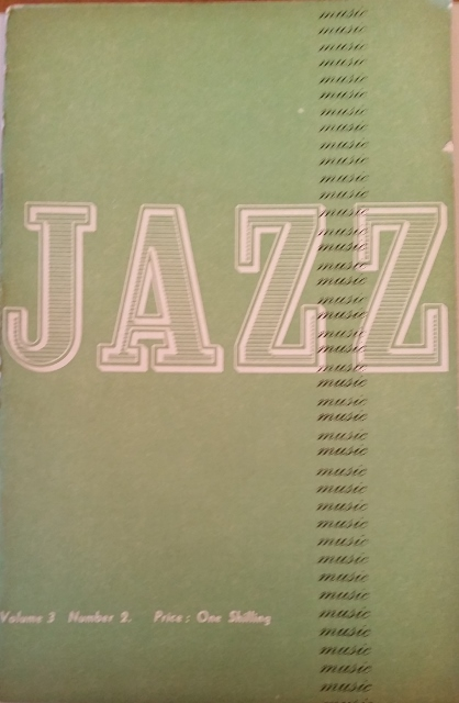 Image for Jazz Music Vol. 3 No. 2