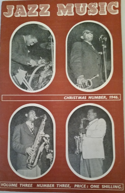Image for Jazz Music Vol. 3 No. 3 Christmas Number 1946