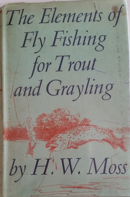 Image for The Elements of Fly Fishing for Trout and Grayling