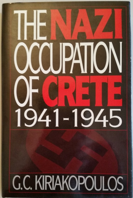 Image for The Nazi Occupation of Crete 1941-1945