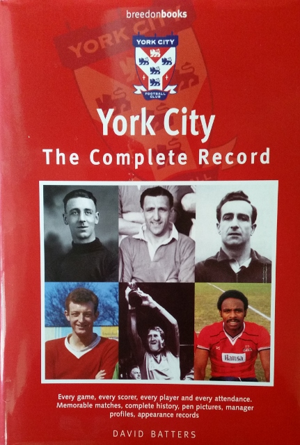 Image for York City : The Complete Record
