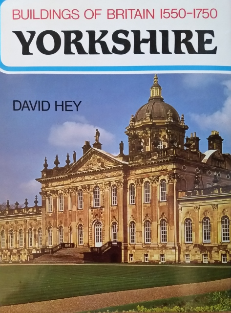 Image for Buildings of Britain 1550-1750 Yorkshire