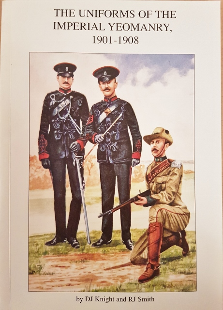 Image for The Uniforms of the Imperial Yeomanry, 1901-1908