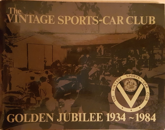 Image for The Vintage Sports-Car Club Golden Jubilee 1934-1984