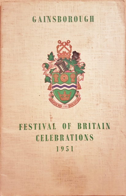 Image for Gainsborough Festival of Britain Celebrations 1951