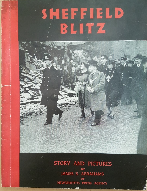 Image for Sheffield Blitz. Story and Pictures.