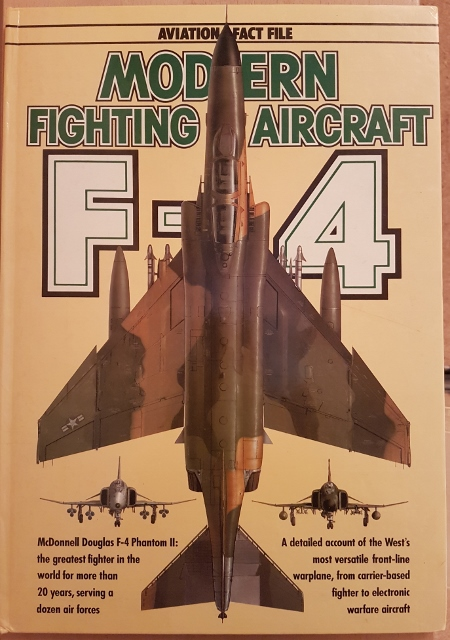 Image for Modern Fighting Aircraft F-4 Phantom II