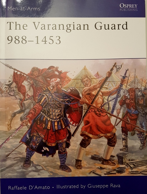 Image for The Varangian Guard 988-1453