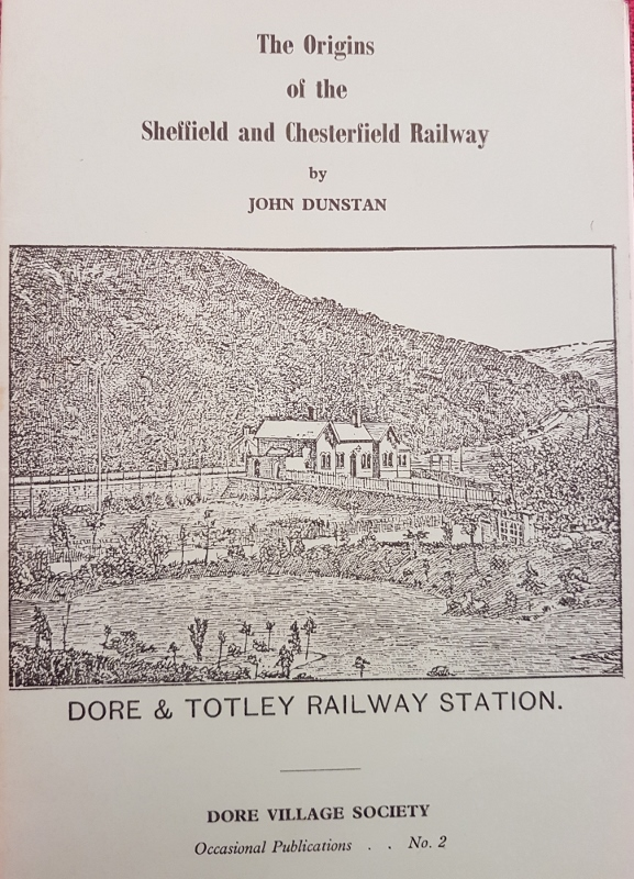 Image for The Origins of the Sheffield and Chesterfield Railway