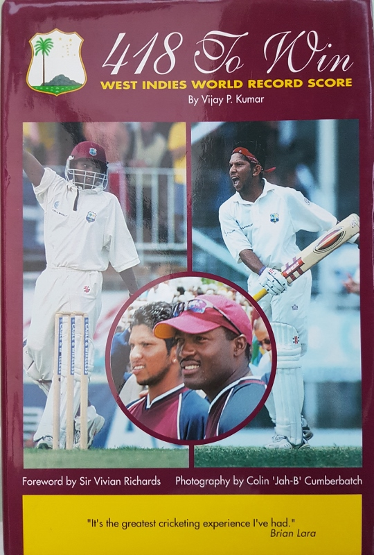 Image for 418 To Win : West Indies World Record Score