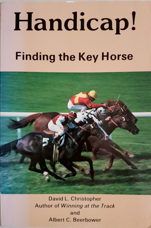 Image for Handicap! Finding the Key Horse