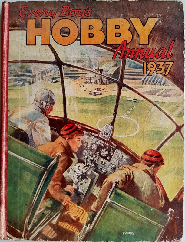 Image for Every Boy's Hobby Annual 1937