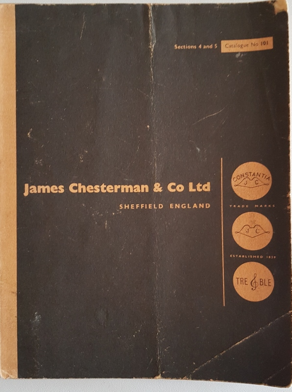 Image for James Chesterman & Co Ltd. Catalogue No. 101