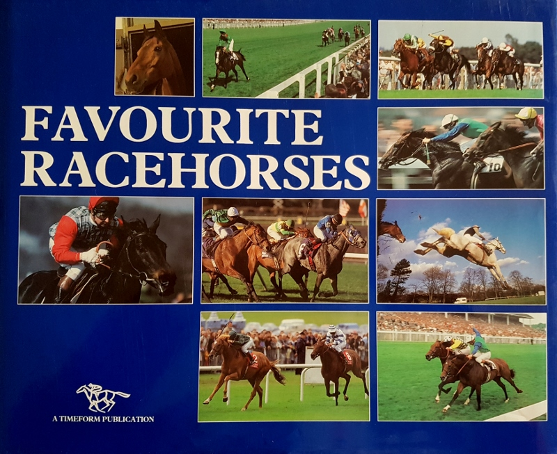 Image for Favourite Racehorses