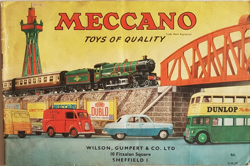 Image for Meccano : Toys of Quality