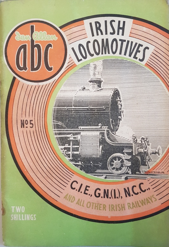 Image for The ABC of Irish Locomotives
