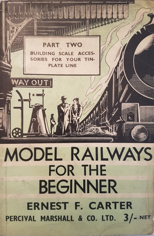 Image for Model Railways for the Beginner Part II
