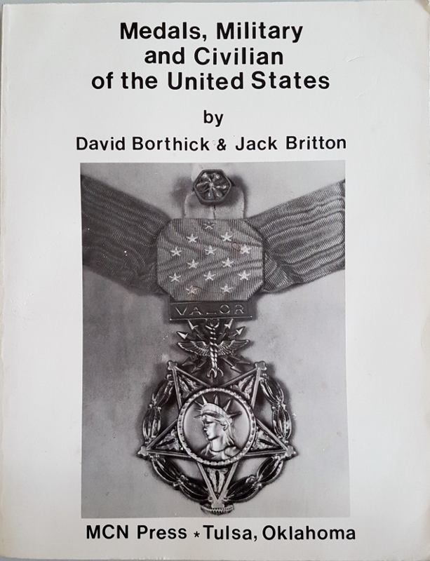 Image for Medals, Military and Civilian of the United States