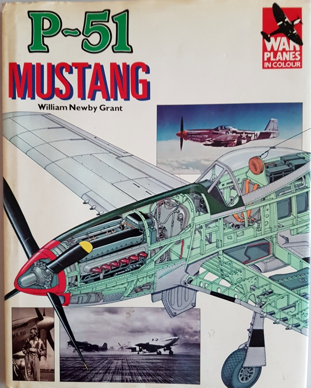 Image for P-51 Mustang ([War planes in colour])