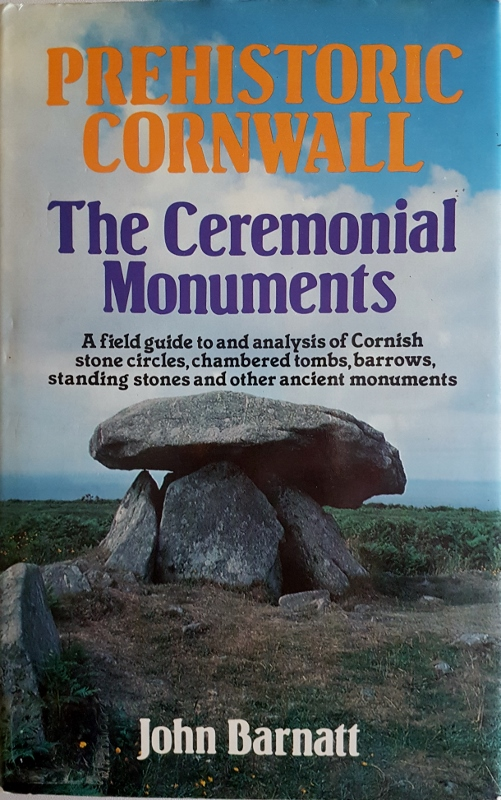 Image for Prehistoric Cornwall : The Ceremonial Monuments
