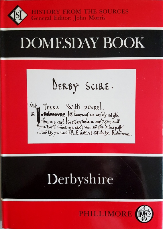 Image for Domesday Book Derbyshire