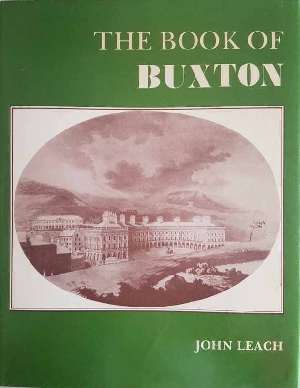 Image for The Book of Buxton : Spa of Blue Waters