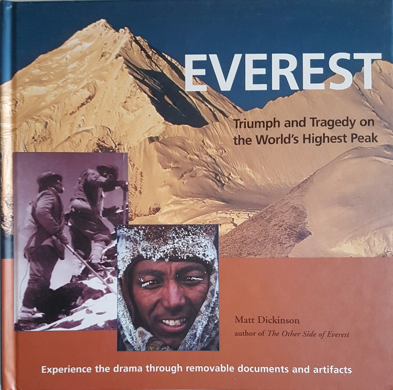 Image for Everest : Triumph and Tragedy on the World's Highest Peak