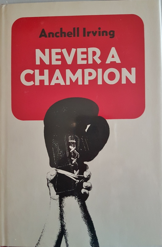 Image for Never a Champion