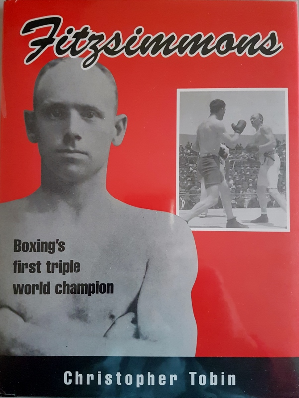 Image for Fitzsimmons: Boxing's First Triple World Champion