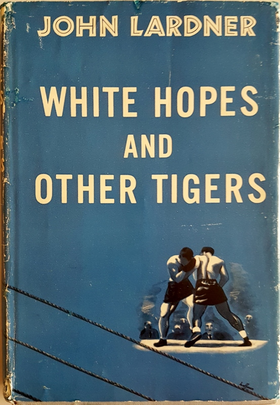 Image for White Hopes and Other Tigers