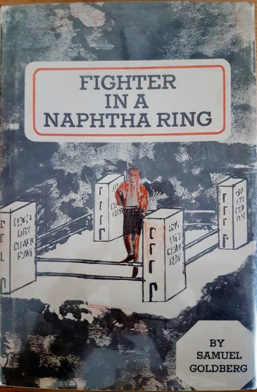 Image for Fighter in a Naphtha Ring
