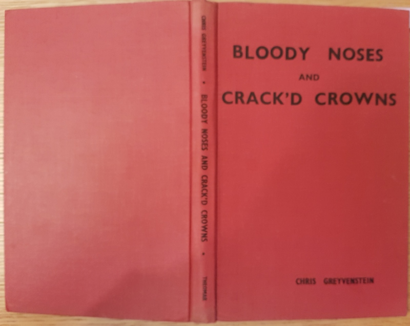 Image for Bloody Noses and Crack'd Crowns