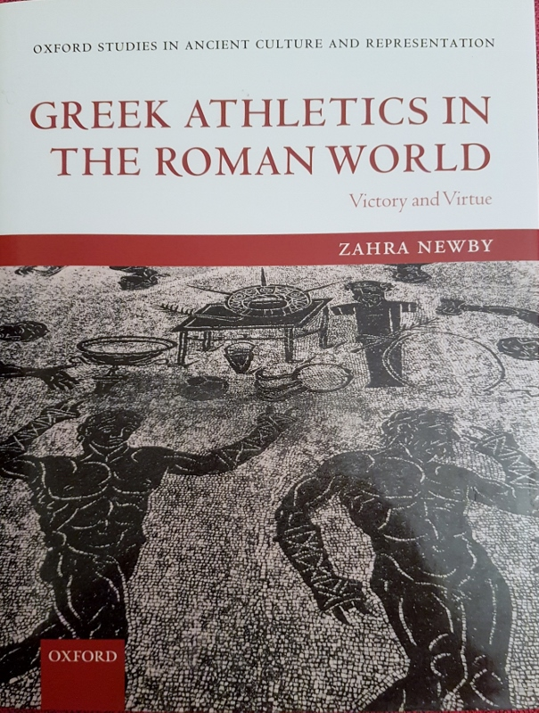 Image for Greek Athletics in the Roman World : Victory and Virtue