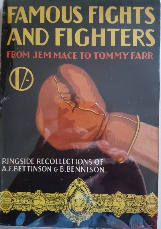 Image for Famous Fights and Fighters from Jem Mace to Tommy Farr
