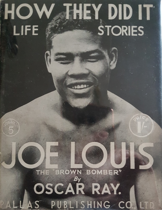 "Image for Joe Louis the ""Brown Bomber"""