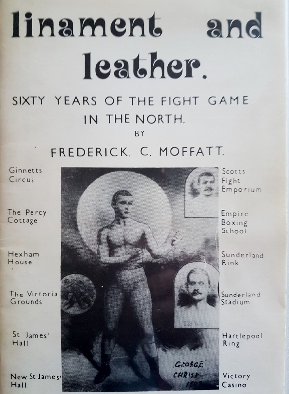 Image for Linament and Leather. Sixty Years of the Fight Game in the North