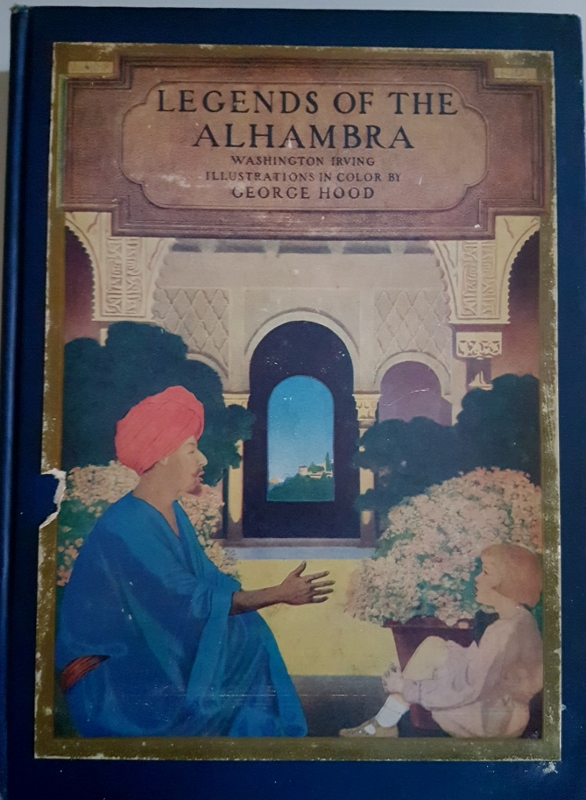 Image for Legends of the Alhambra