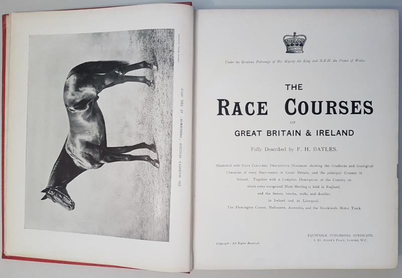 Image for The Race Courses of Great Britain and Ireland