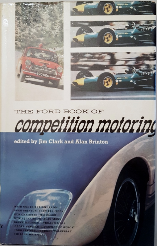 Image for The Ford Book of Competition Motoring