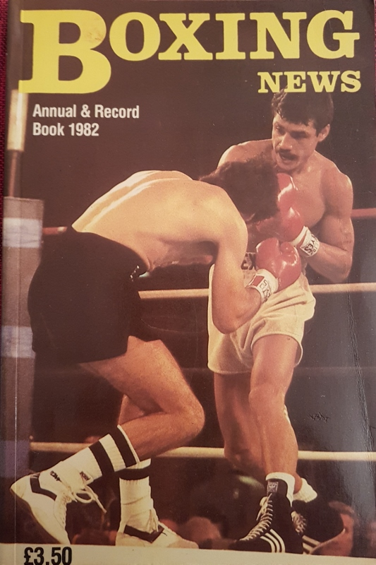 Image for Boxing News Annual and Record Book 1982