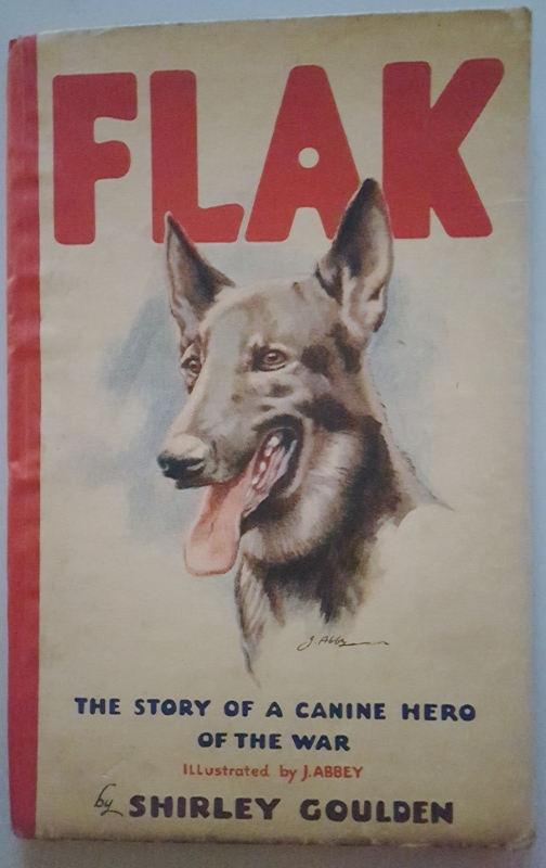 Image for Flak : The Story of a Canine Hero of the War